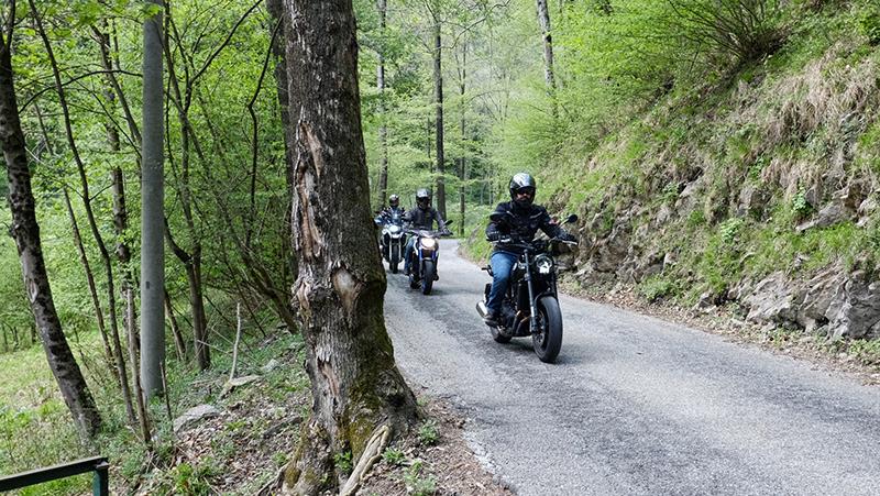 Un giro per Varese Terra di moto